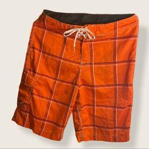 Billabong Boardshorts Orange Billabong Swi…
